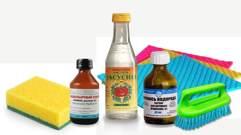 Средство для чистки паласа в домашних условиях сода уксус