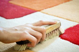 как-почистить-ковёр