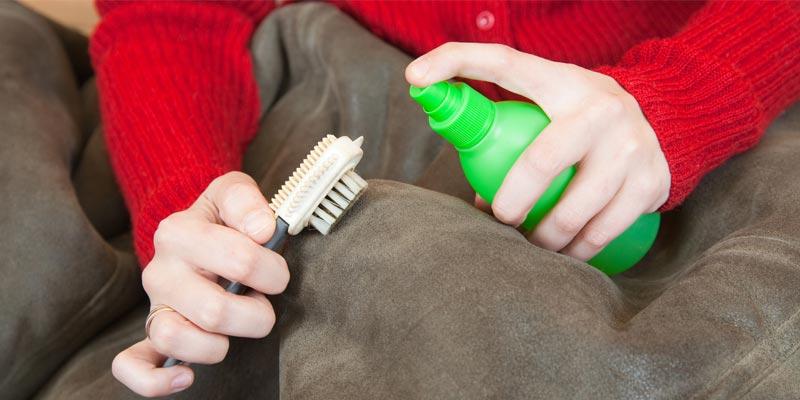 чем-очистить-краску-с куртки
