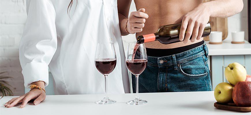 отстирать-вино