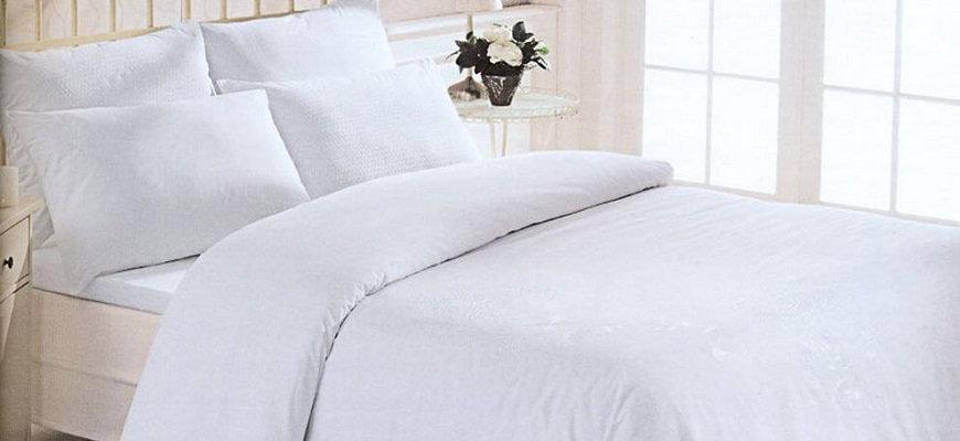 Отбеливание постельного белья