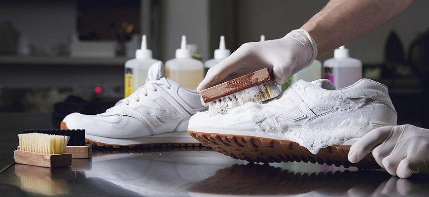 как-чистить-белые-кроссовки
