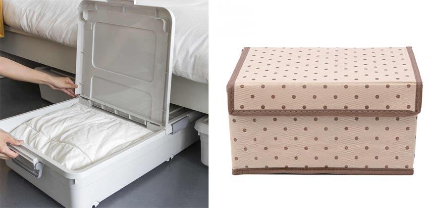коробки-для-хранения-постельного-белья